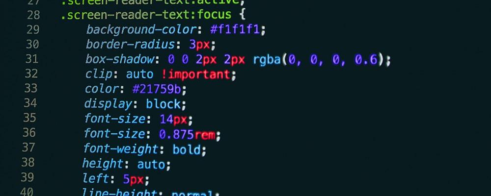 грамотная оптимизация таблиц стилей и css кода